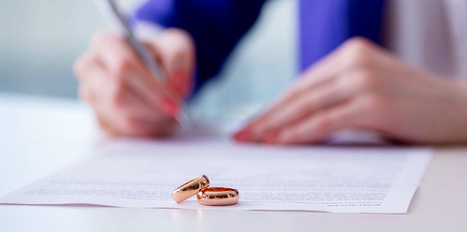 Heirat im Standesamt