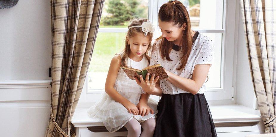 Erziehung russisches Mädchen