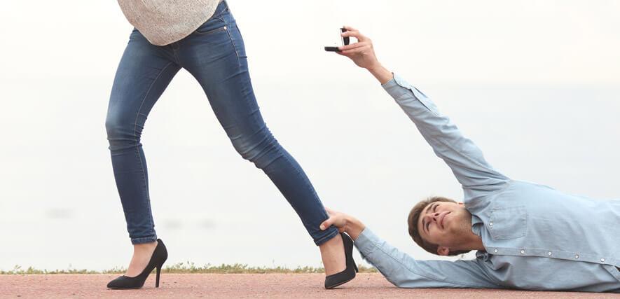 Dating Verhaltensfehler