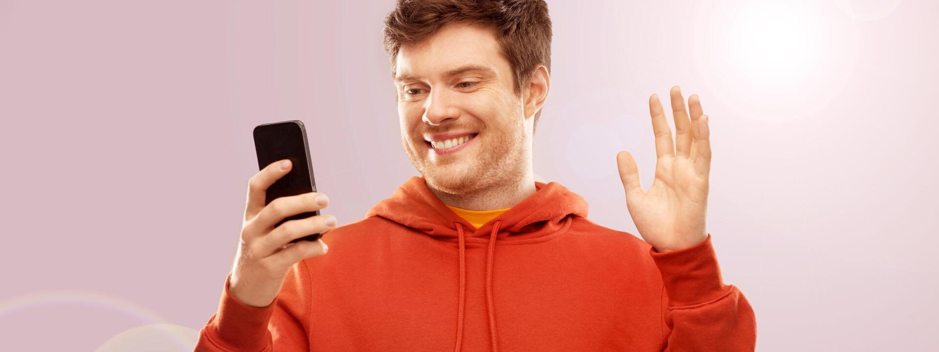 Profilbild Selfie