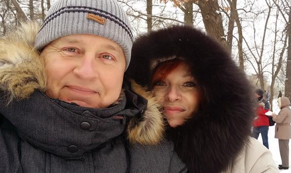 Referenz Lyudmila & Robert