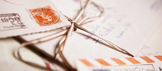 Bild von Leserbriefen