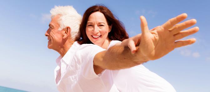Online-Dating für ältere Männer