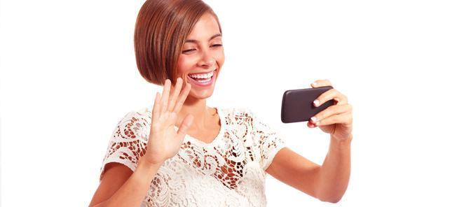 Video-Gespräch ohne Sprachbarriere