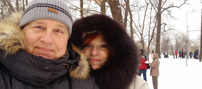 Paar Lyudmila & Robert