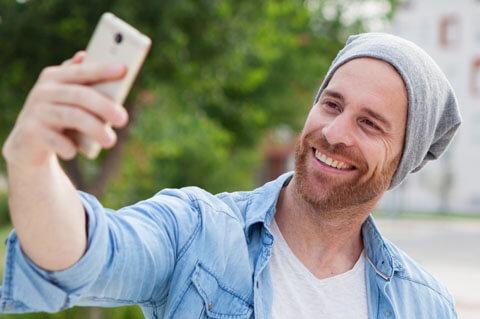Profilbilder von russischen Dating-Seiten
