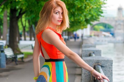 Unterschied russische Frau