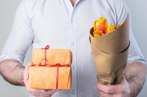 Geschenk für Schwiegermutter