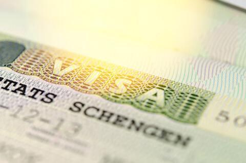 Schengen-Visum